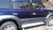 Toyota Land Cruiser Prado 95 на запчасти