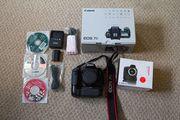 Canon EOS 7D 18, 0 MP Digital SLR Camera.