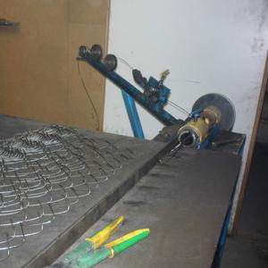 Производственное оборудование,  станок для плетения рабицы,  Кызылорда