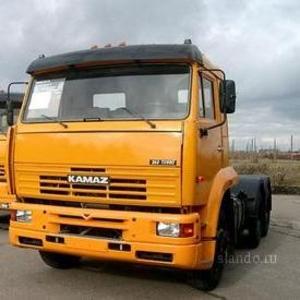 ТЯГАЧ КАМАЗ 65116