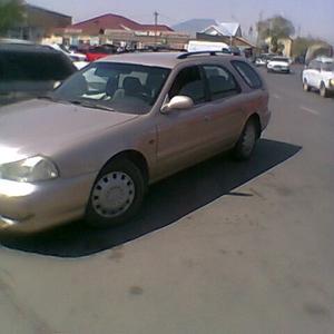Продам авто KIA CLARUS в хорошем состояние