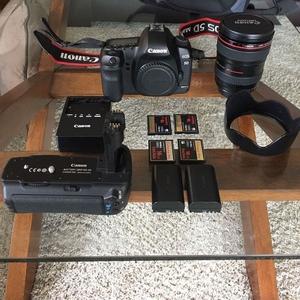 Canon EOS 5D Mark II 21, 1 МП цифровая SLR Camera.