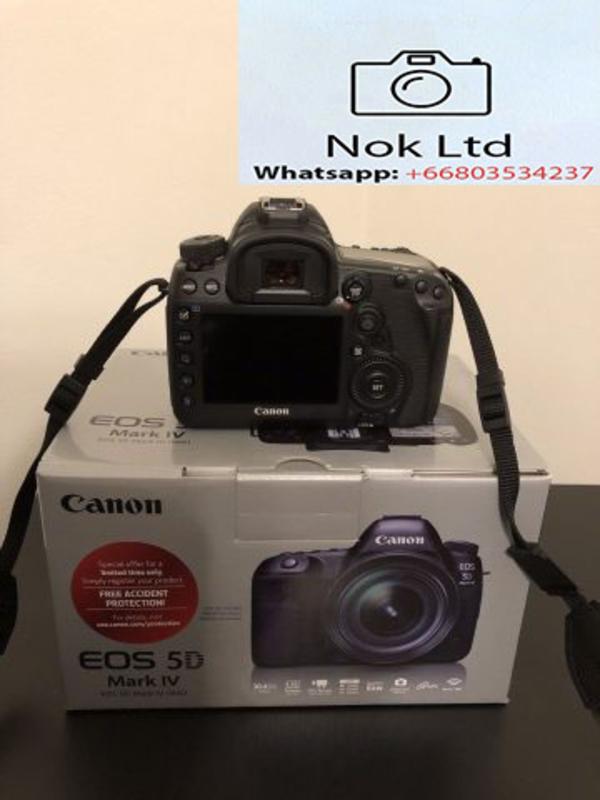 Новые фотоаппараты Canon и Nikon оптом